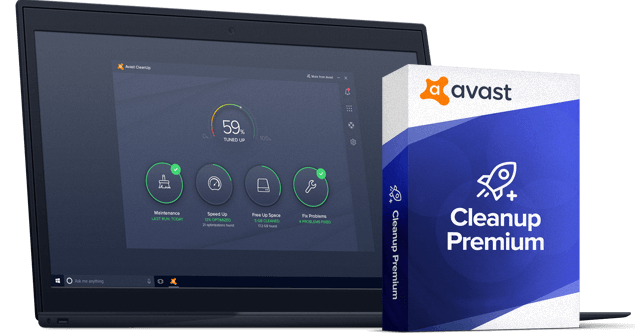 telecharger avast cleanup 2018
