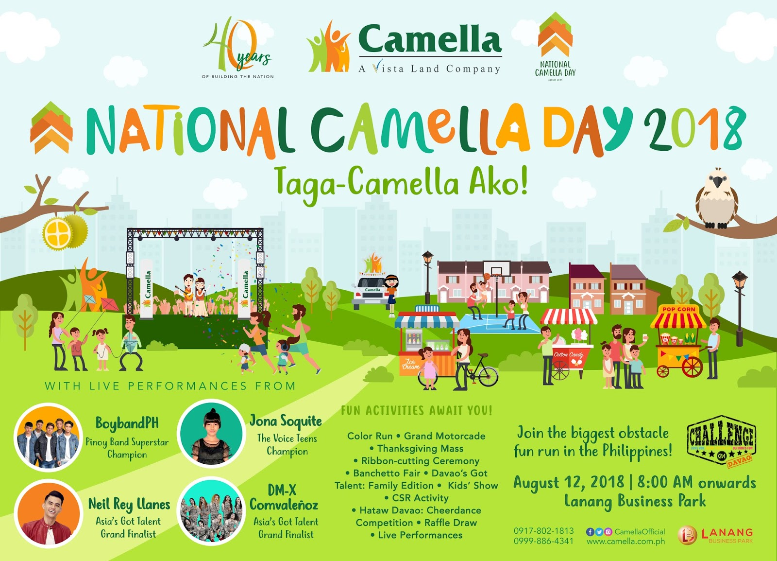 National Camella Day 2018