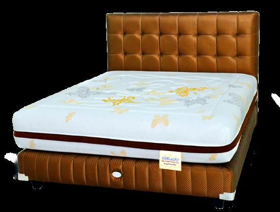 Harga Spring Bed Bigland FULL LATEX di Purwokerto