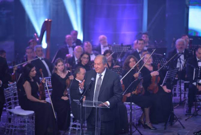 El presidente Sargsyan dice que es hora de volver a casa