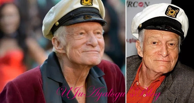 Playboy Magazine Founder, Hugh Hefner Is Dead.