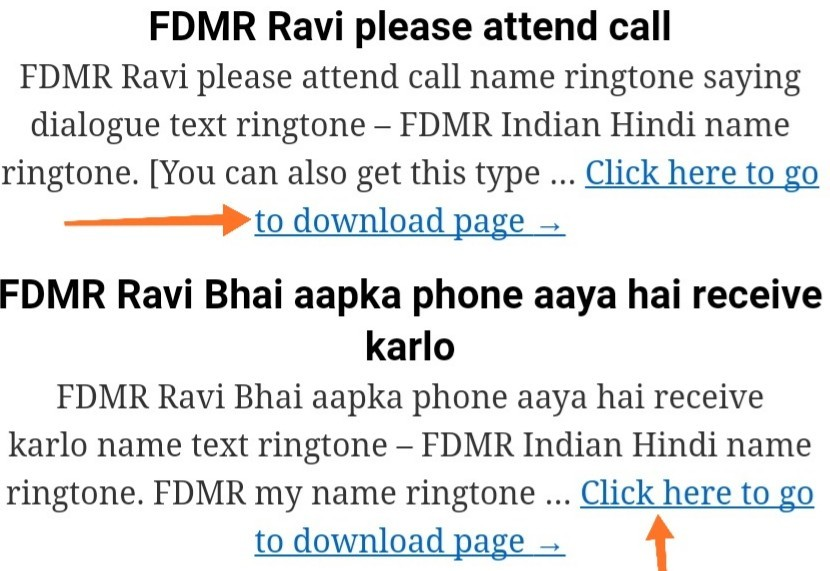 papa phone uthao name ringtone