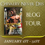 Interview with Claire Ashgrove and Giveaway - January 28, 2012