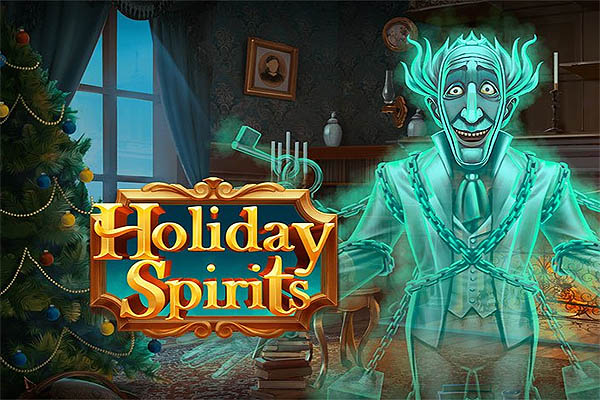 Main Gratis Slot Holiday Spirits (Play N GO)