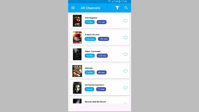 إحذف كل تطبيقات مشاهدة الأفلام وإستعمل هذا التطبيق الجديد