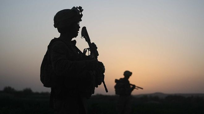 The Background: Why United state fight a  longest war in Afghanistan against Afghan Taliban