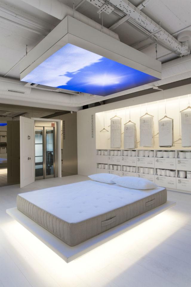 espacio temporal Ikea Madrid Dormitorios