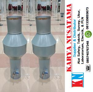 Jual Takaran Air Hujan Ombrometer Galvanis di Surabaya