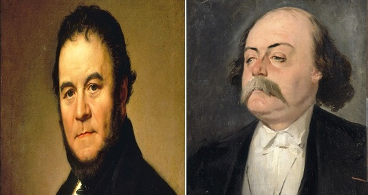 Stendhal e Flaubert