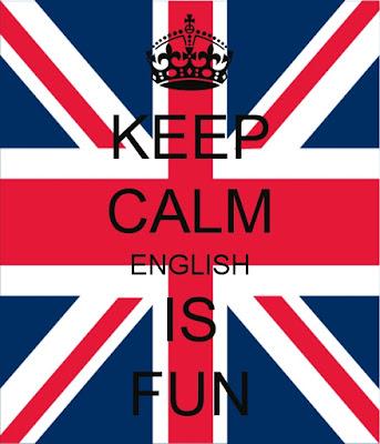 Keep Calm English Is Fun