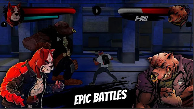 Game Fighting Android Ringan Terbaik WarDogs Red Return APK