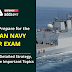 How to prepare for the Indian Navy SSR exam : Complete Detailed Strategy, Subject-wise Important Topics