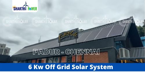 6 Kw Solar System for Commercial