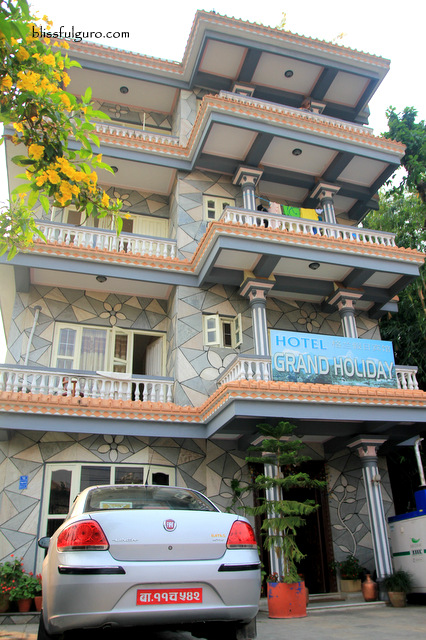 Hotel Grand Holiday Pokhara Nepal Blog
