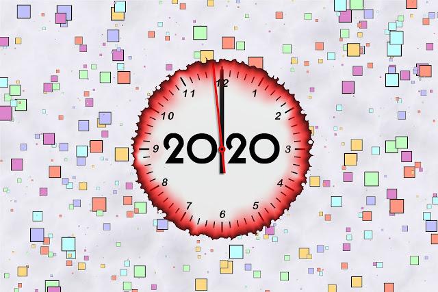 Ano Novo: 2020