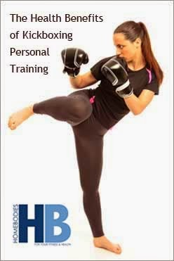 The Health Benefits of Kickboxing Personal Training