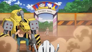 Hellominju.com: 僕のヒーローアカデミア (ヒロアカ)アニメ   パワーローダー   Power Loader   My Hero Academia   Hello Anime !