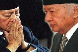 32 Tahun Memimpin Tanah Air, Prediksi Soeharto Soal Nasib Indonesia Tahun 2020 dalam Pidatonya Mulai Terbukti, Apa Itu?