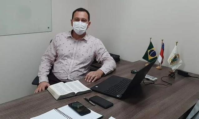 Vereador propõe jejum e oração 'para que Deus possa trazer cura' para Manaus