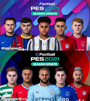 PES 2021 Extracted Facepack DLC 3.0