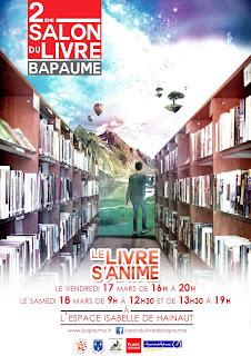 Salon du livre de Bapaume
