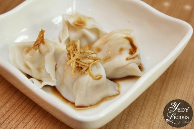 Beijing Pork Dumpling Dim Sum Buffet at Crystal Jade Greenhills