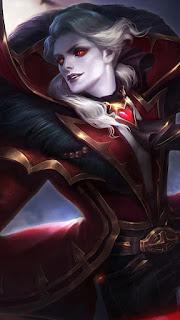 Alucard Viscount Heroes Fighter Assassin of Skins Starlight V3