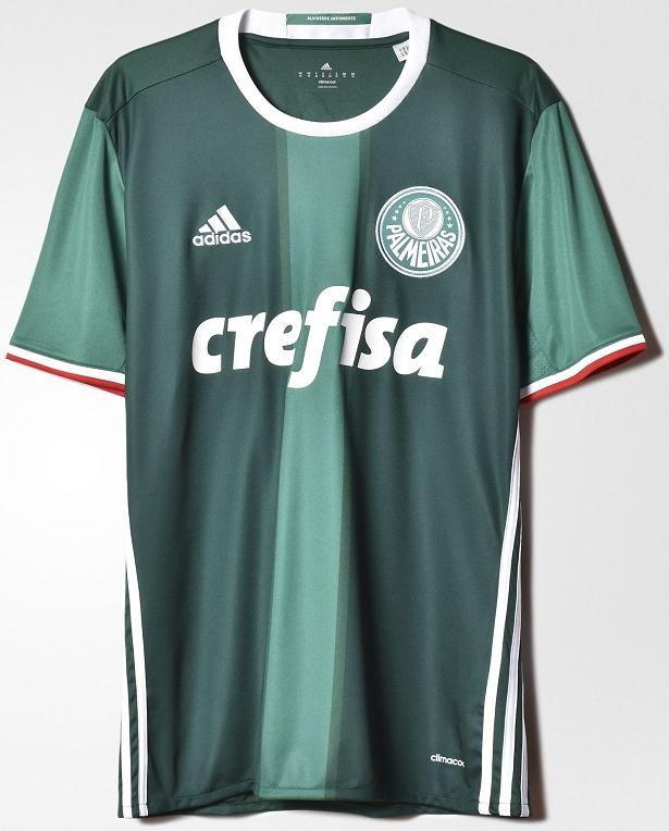 Nova camisa titular do Palmeiras tem imagem vazada - Show de Camisas ab3bd85a5dd29