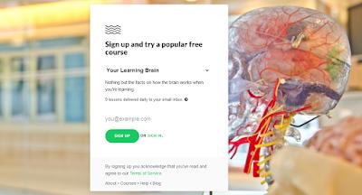 موقع يرسل لك دروات تعليمية مجانية على بريدك الالكتروني