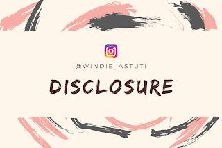 disclosure windie astuti
