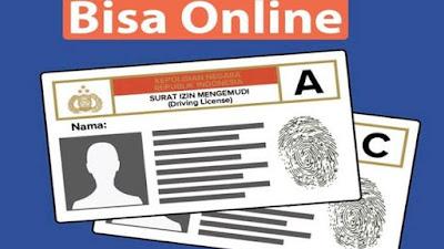 Perpanjang Sim A dan Sim C Online Bisa di Mana Saja, Berikut Caranya