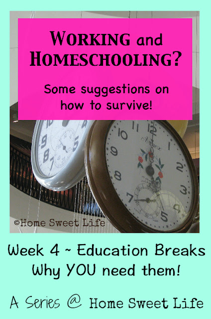 Working and Homeschooling, education breaks, education gaps
