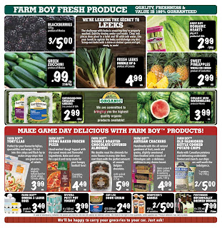 Farm Boy Flyer November 23 – 29, 2017