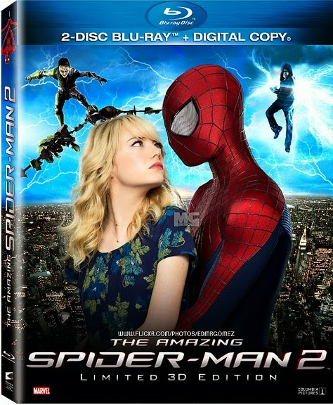 The Amazing Spider Man 2 2014 Hindi Dual Audio 480p BRRip 450MB, spider-man 5 The Amazing Spider-Man 2 2014 Hindi dubbed Dual Audio 480p BRRip 300MB free download or watch online at world4ufree.be