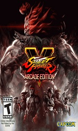 Street Fighter V Arcade Edition PC - Street Fighter V Arcade Edition-CODEX