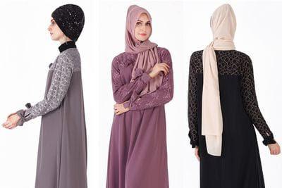 Jual Grosir dan Eceran Gaun Islami Wanita
