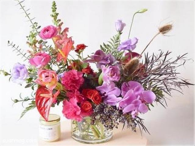 اجمل بوكيه ورد 22   best flowers bouquet 22
