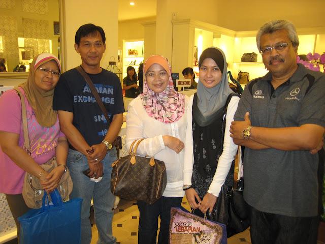Percutian ke Bandung