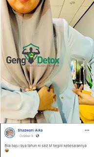 Set Detox Shaklee : Kebaikan, Harga Set Bajet dan Testimoni