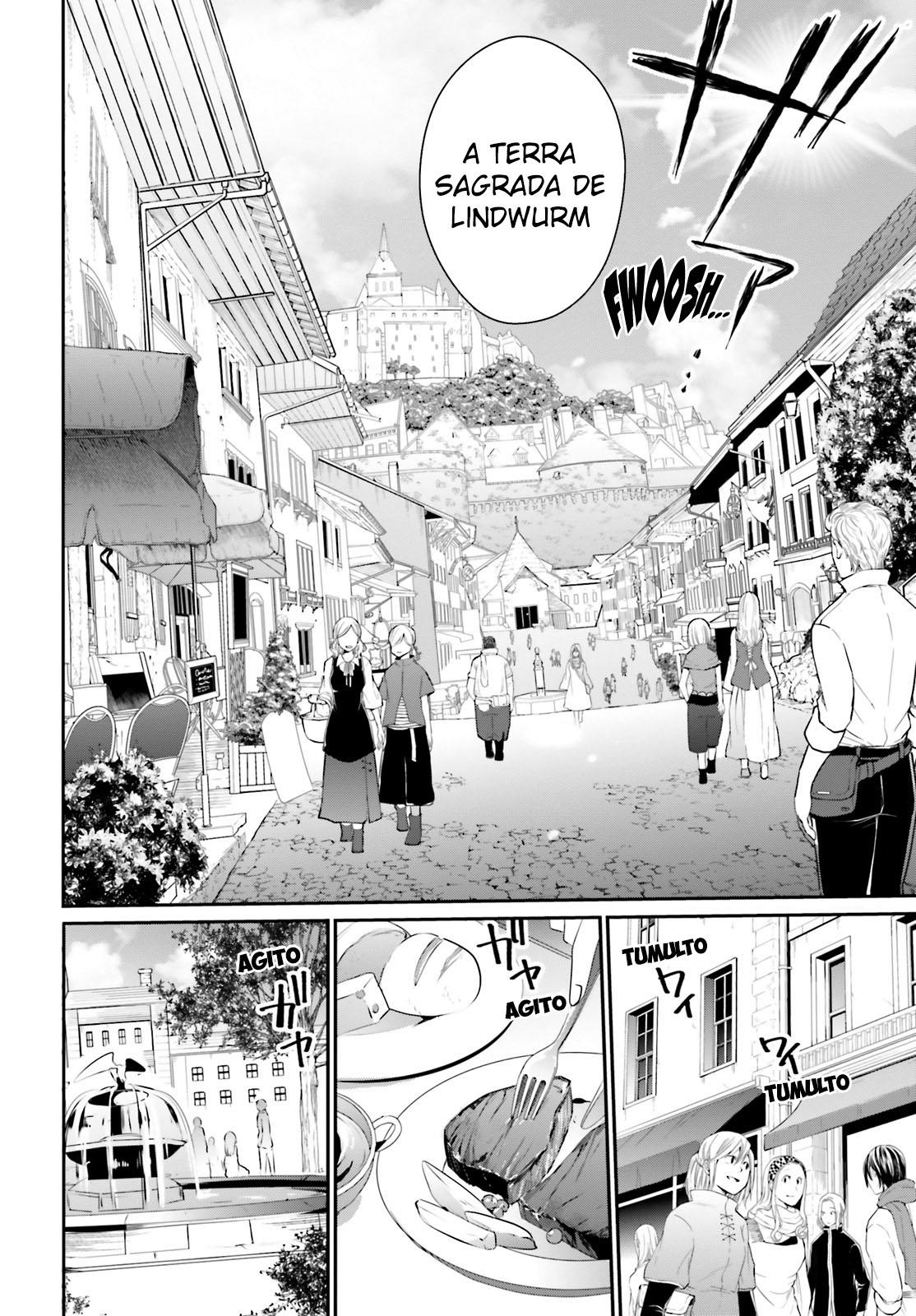 Kage no Jitsuryokusha ni Naritakute / The Eminence In Shadow Mangá Online Capítulo 14 em PT-BR