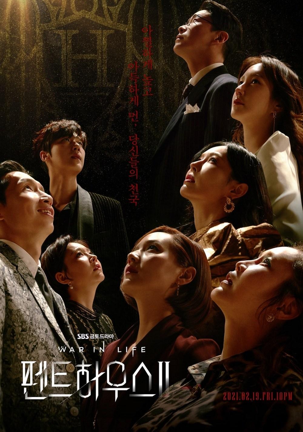 Xem Phim Penthouse: Cuộc Chiến Thượng Lưu 2