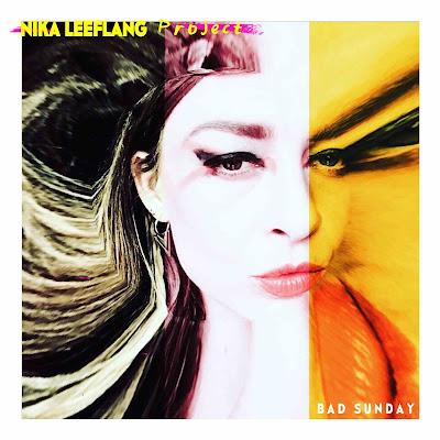 "Nika Leeflang présente deux titres chocs ""broken bones"" et ""Night Call"" dans on prochain album ""Bad Sunday""."