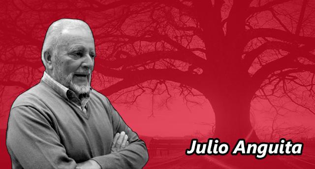 Julio Anguita desmonta el discurso neoliberal de la derecha con una brillante reflexión