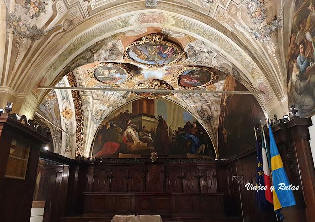 Capilla del Notario, Verona
