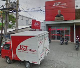 Alamat Agen J&T Express Di Surabaya Selatan