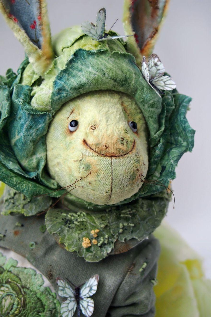 Boneka Unik Karya Tatyana Parantchuk Dari Rusia