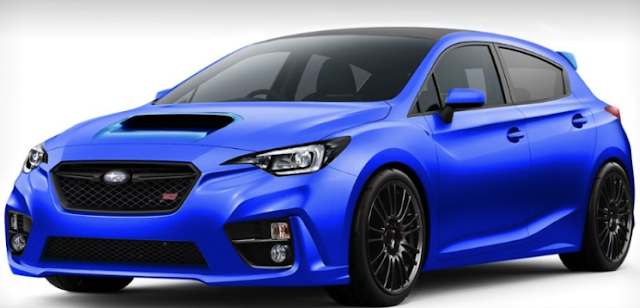 2018 Subaru Wrx Sti Review Release Date Price And Specs