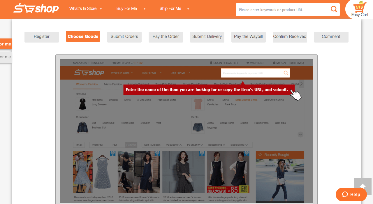 77610c67e4 Sara Wanderlust   REVIEW  My Shopping experience on SGShop Malaysia