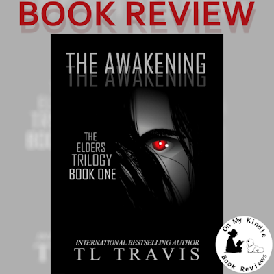 Front cover Bookstagram for On My Kindle BR's review or 'The Awakening' by TL Travis