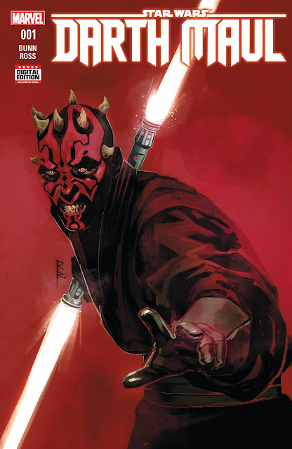 STAR WARS: DARTH MAUL #1!